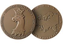 BCC medal  votum