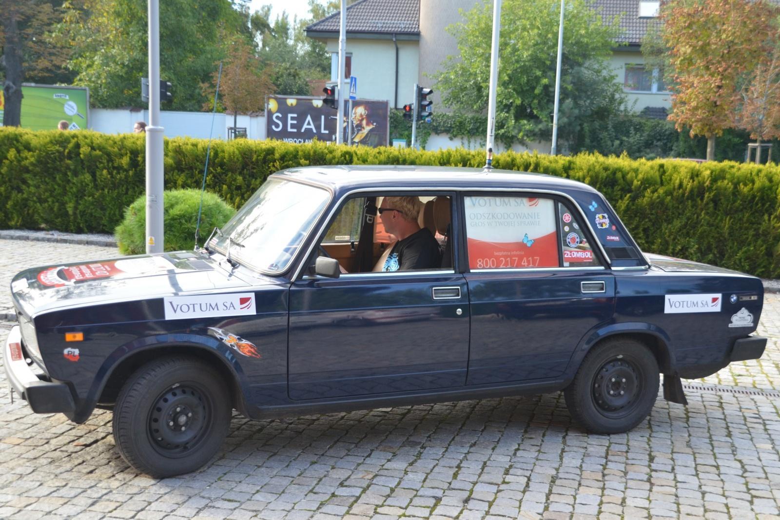 Jedziemy w Złombolu 2012!
