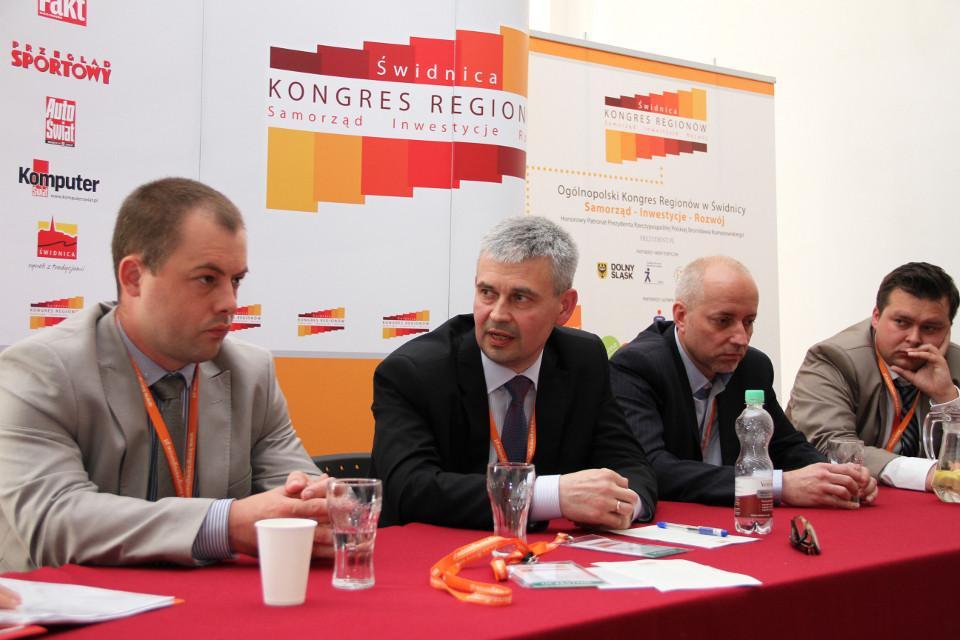 kongres regionów votum