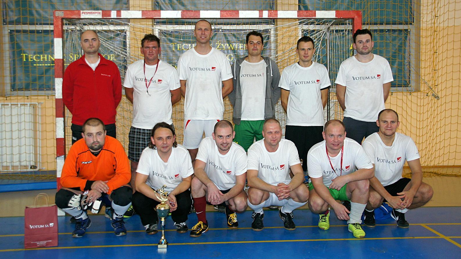 VOTUM na podium Ogólnopolskiego Turnieju Piłki Nożnej Krwiodawców