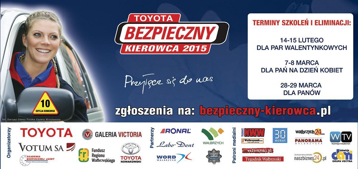 plakat bezpieczny kierowca