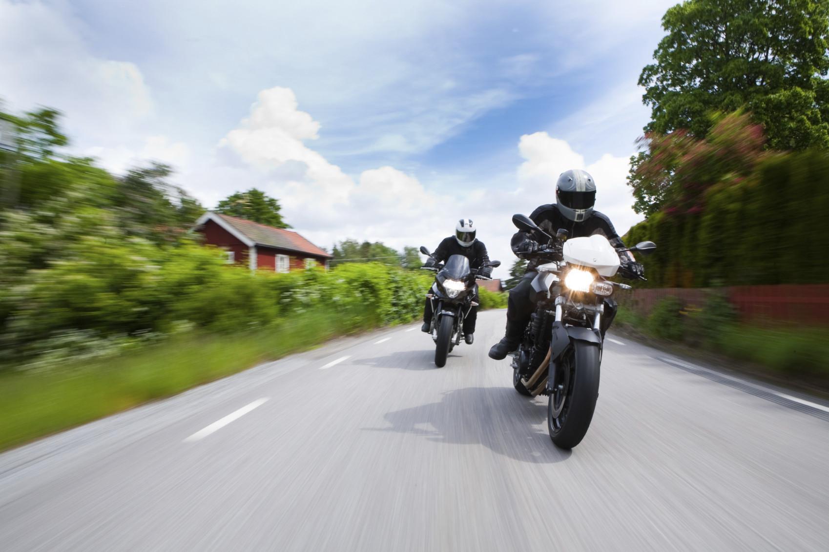 Początek sezonu motocyklowego a bezpieczeństwo na drogach
