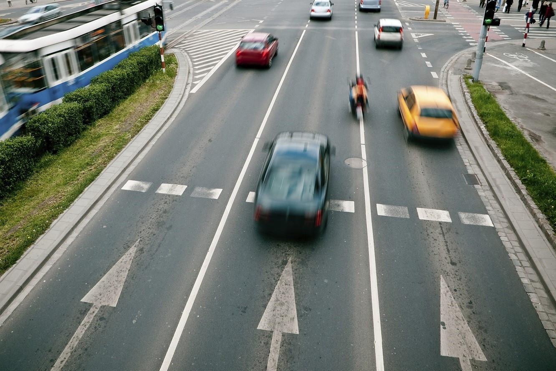 Wypadek w drodze do szkoły
