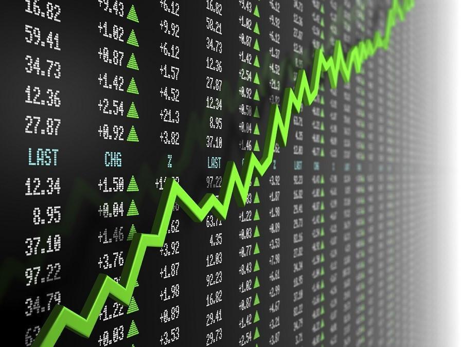 Rekordowy kurs akcji