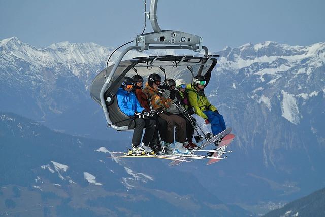 narciarze wypadek