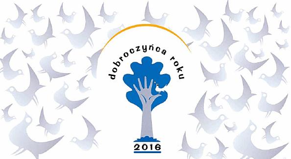 dobroczynca roku 2016