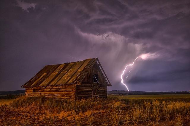 Odszkodowanie za huragan, grad lub deszcz nawalny