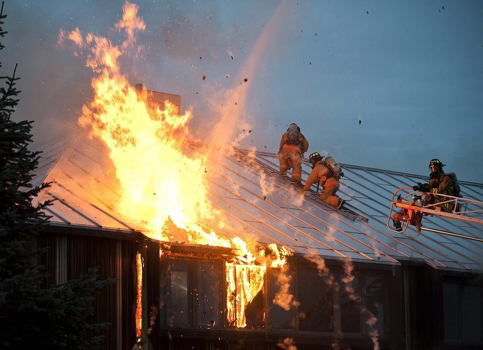 odszkodowanie za pożar