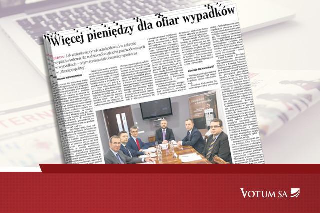 Debata o dochodzeniu odszkodowań w siedzibie Rzeczpospolitej