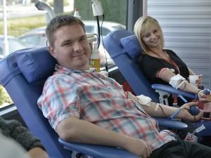 akcja krew