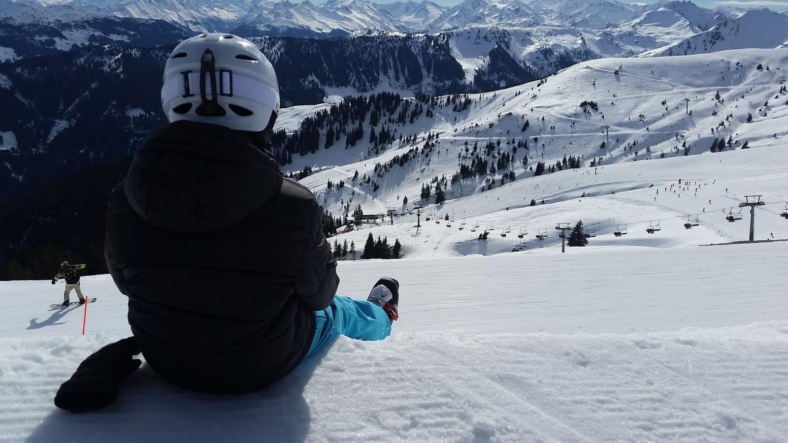 Odszkodowanie po zderzeniu narciarzy
