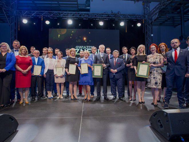 VOTUM S.A. wyróżniona w konkursie Gwiazdy Biznesu
