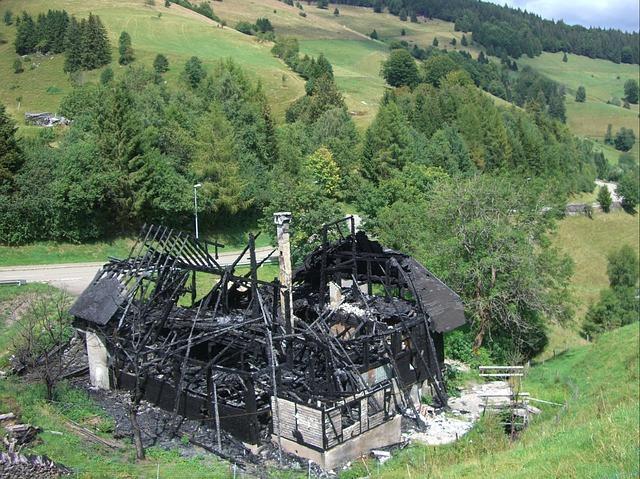 800 tys. zł odszkodowania dla właścicieli spalonego domu