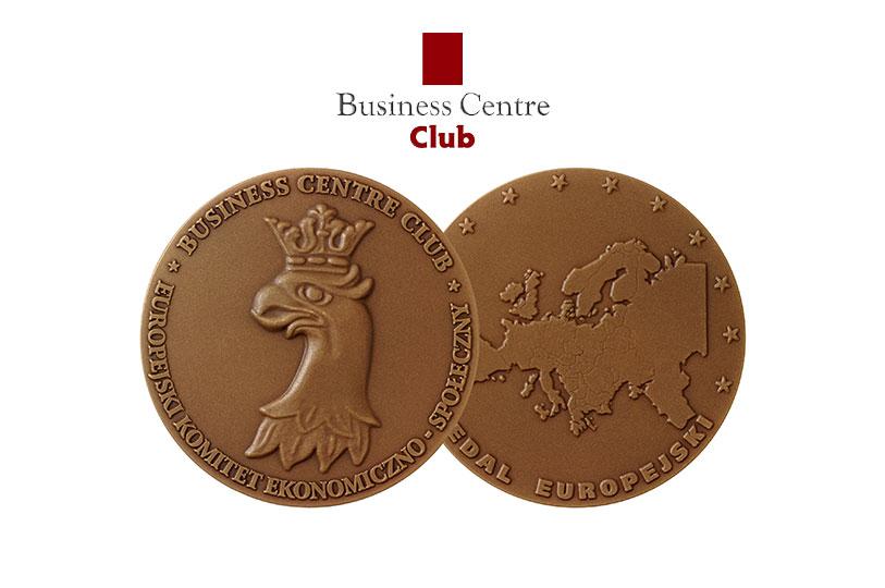 Medal Europejski dla Votum S.A.