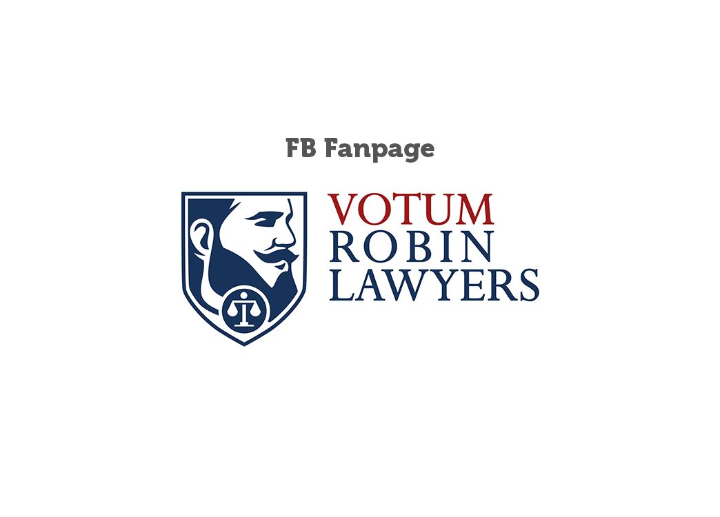 FB-Polityka prywatności fanpage Votum Robin Lawyers S.A.