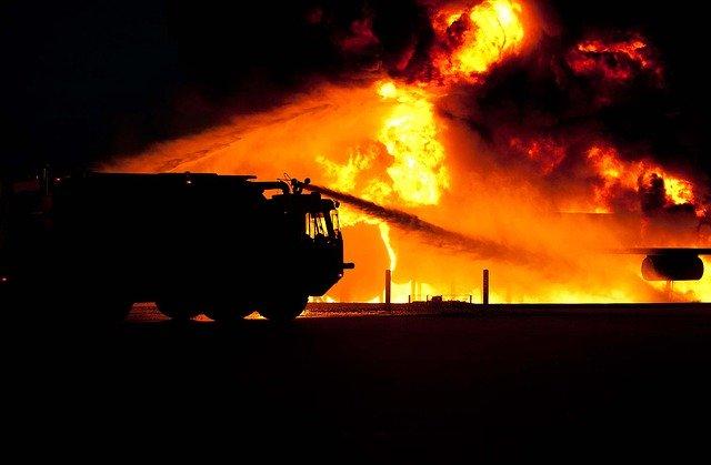 Pożar przedsiębiorstwa a odszkodowanie